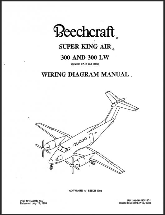King Air 300 Manuals Download