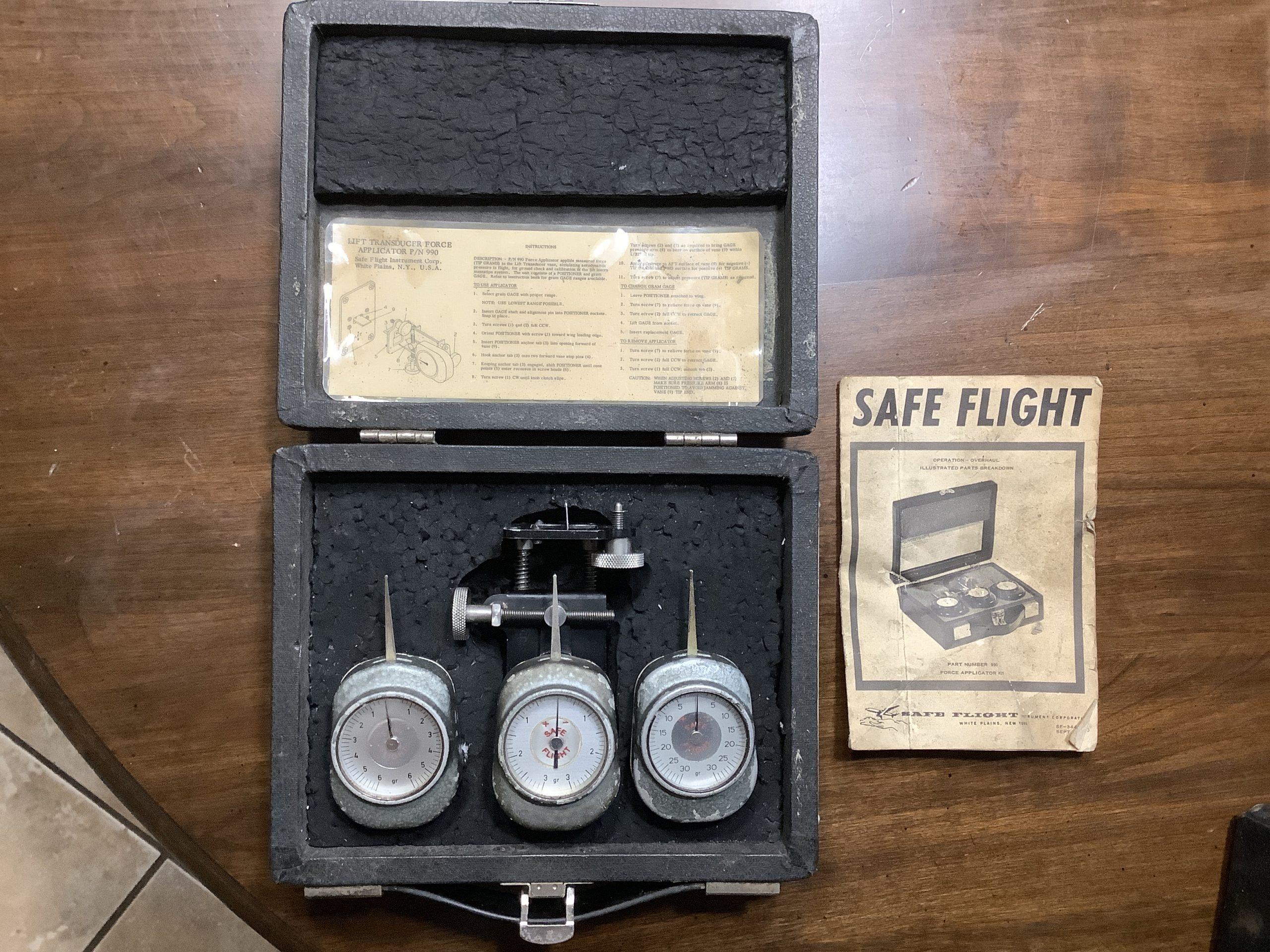 990-1 Safe Flight