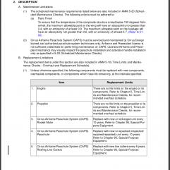Cirrus SR22 Maintenance Manual Download